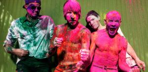 Тур на концерт Red Hot Chili Peppers из Минска в Ригу