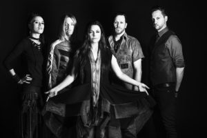 Тур на концерт Evanescence из Минска в Киев