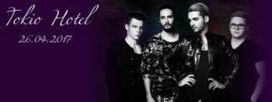 Тур на концерт Tokio Hotel из Минска в Москву