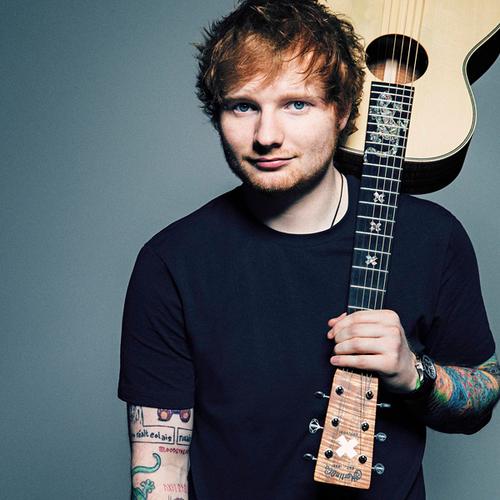 Ed Sheeran Варшава