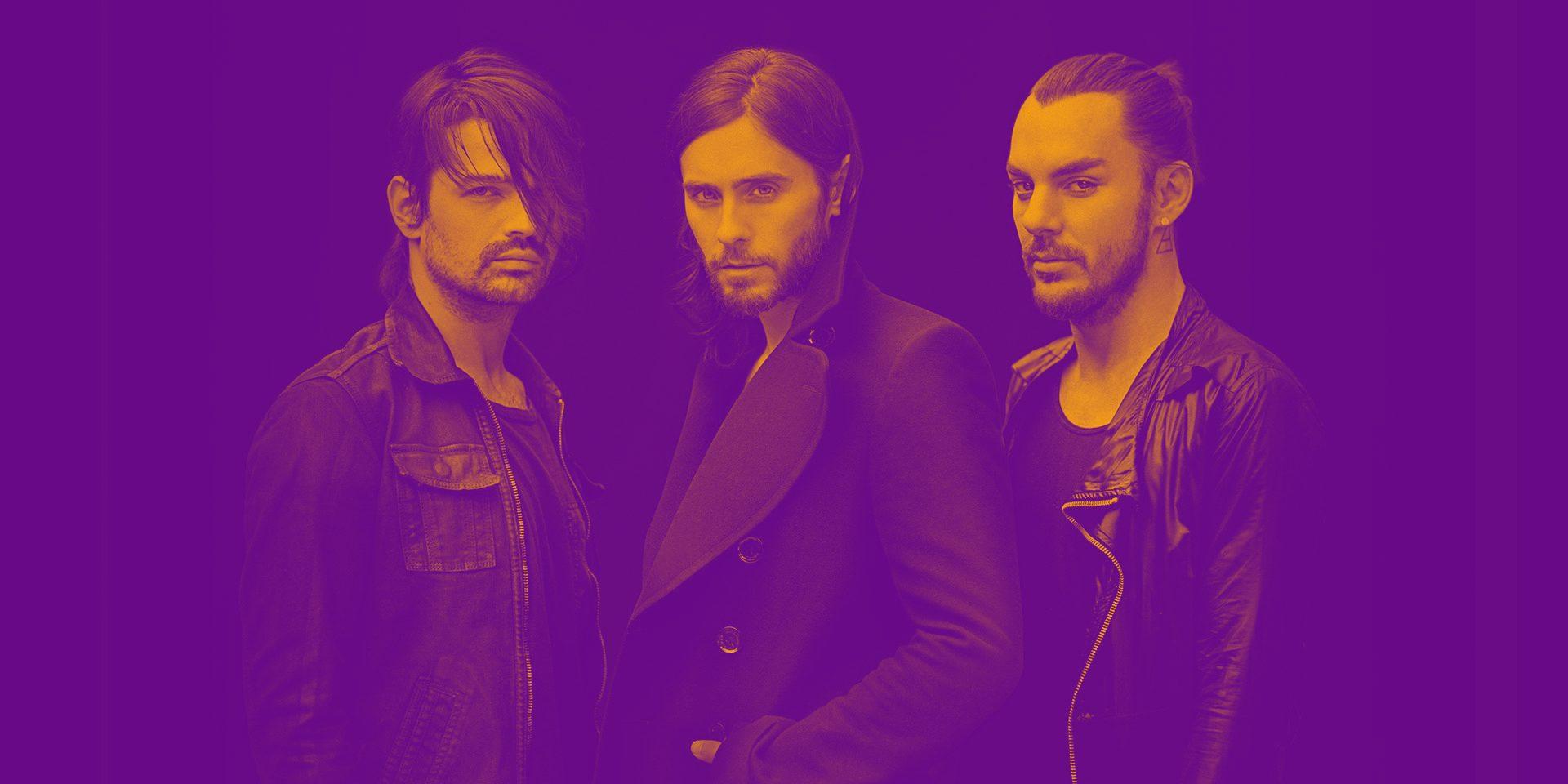 Тур на концерт 30 Seconds To Mars в Москву