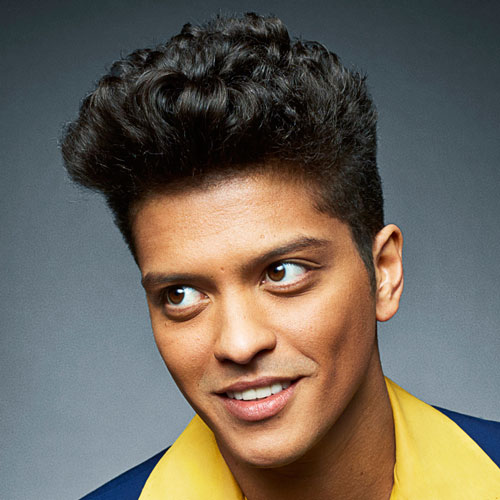 Bruno Mars в Гдыне