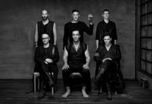 Тур на концерт Rammstein из Минска в Питер!