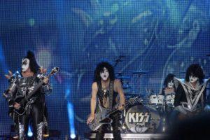 Тур на концерт Kiss из Минска в Москву