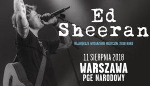 Тур на концерт Ed Sheeran из Минска в Варшаву