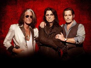 Тур на концерт Hollywood Vampires из Минска!