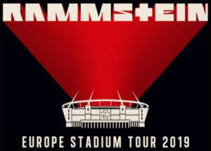 Тур на концерт Rammstein из Минска в Ригу!