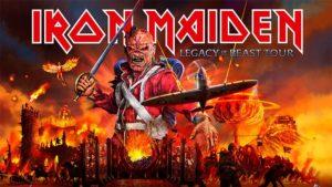 Тур на концерт Iron Maiden из Минска в Москву!