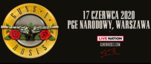 Тур на концерт Guns N' Roses из Минска в Варшаву!