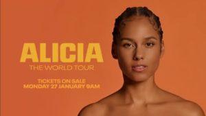 Тур на концерт Alicia Keys из Минска в Краков!
